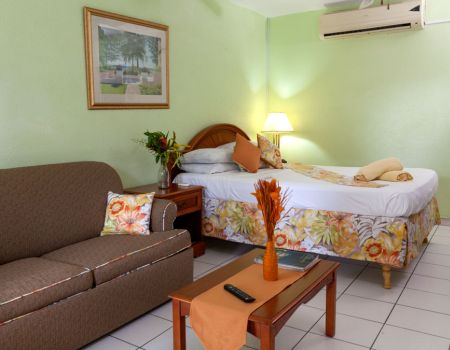 Accommodation at Palm Garden Hotel