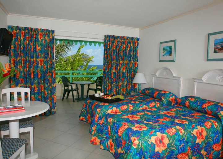 Accommodation at Blue Orchids Beach Hotel